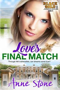 Love's Final Match (Black Gold Management Agency Book 1)