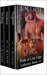 Pride Of Lion Edge 1-3: A Lion Shifter Box Set