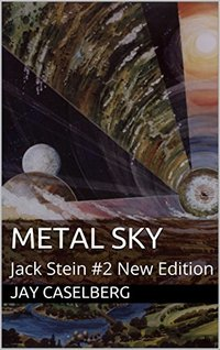Metal Sky: Jack Stein #2 New Edition - Published on Feb, 2018