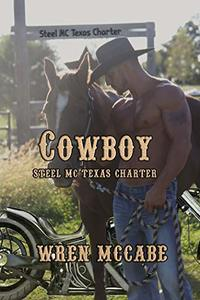 Cowboy (Steel MC Texas Charter Book 1)