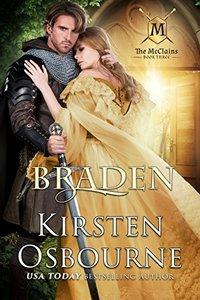 Braden: A Seventh Son Novel (McClains Book 3) - Published on Apr, 2018