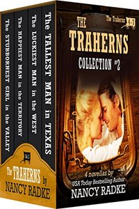 The Traherns, Collection # 2 of Western Historical Novellas
