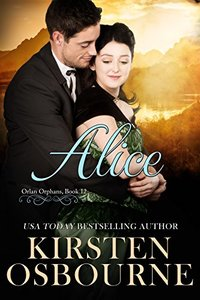 Alice (Orlan Orphans Book 12) - Published on Apr, 2018