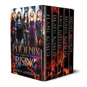 Phoenix Rising Complete Series: A Paranormal Romance Boxed Set - Published on May, 2019