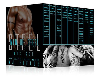 The Men of Steel Anthology: The Men of Steel (special edition 2015 includes new release Raising Steel: Momma Joe's story )