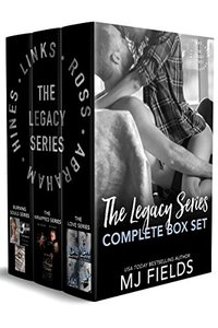 The Legacy Series ( Volume 1): The Love series, Wrapped series, and the Burning Souls series.