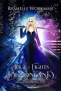 Alice Fights Demonland: An Alice in Wonderland Reimagining