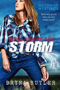 Wrong Side of the Storm (Mothman Mysteries Book 2)