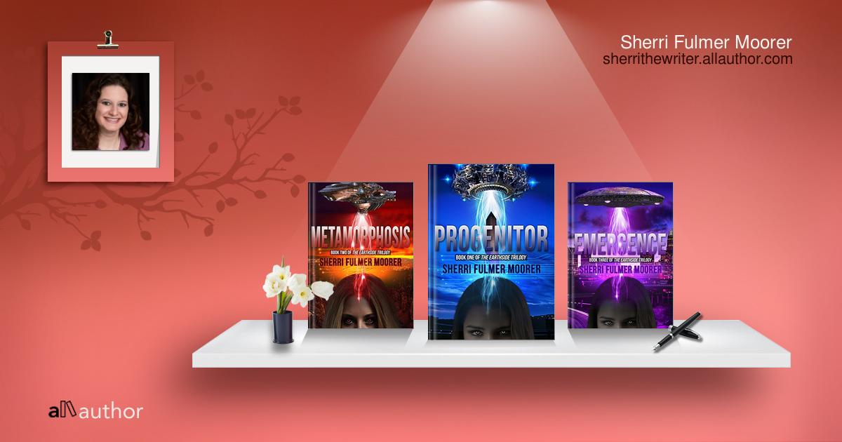 Sherri Fulmer Moorer Author Profile Allauthor