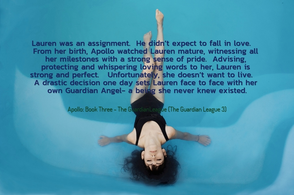 lauren was an assignment he didnt expect to fall in love from her birth apollo...