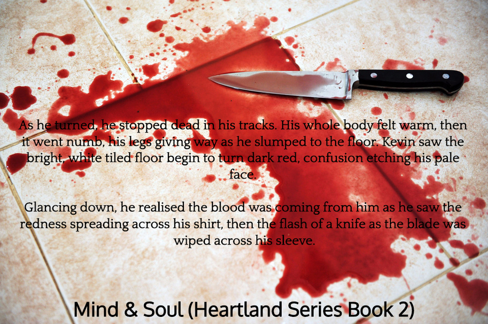as he turned he stopped dead in his tracks his whole body felt warm then it went numb...