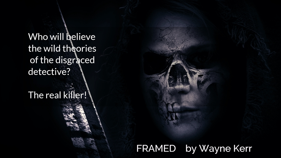 who will believe the wild theory of the disgraced detective the real killer...