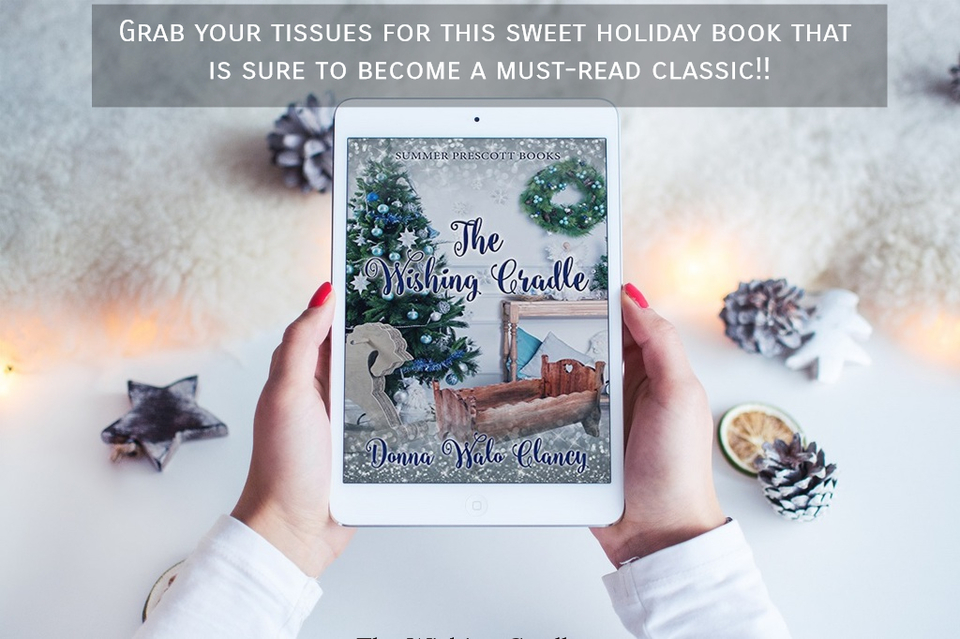 grab your tissues for this sweet holiday book that is sure to become a must read classic...