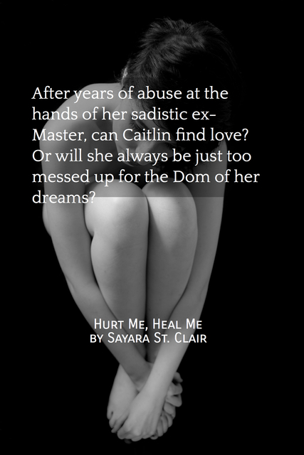 after years of abuse at the hands of her sadistic ex master can caitlin find love or...