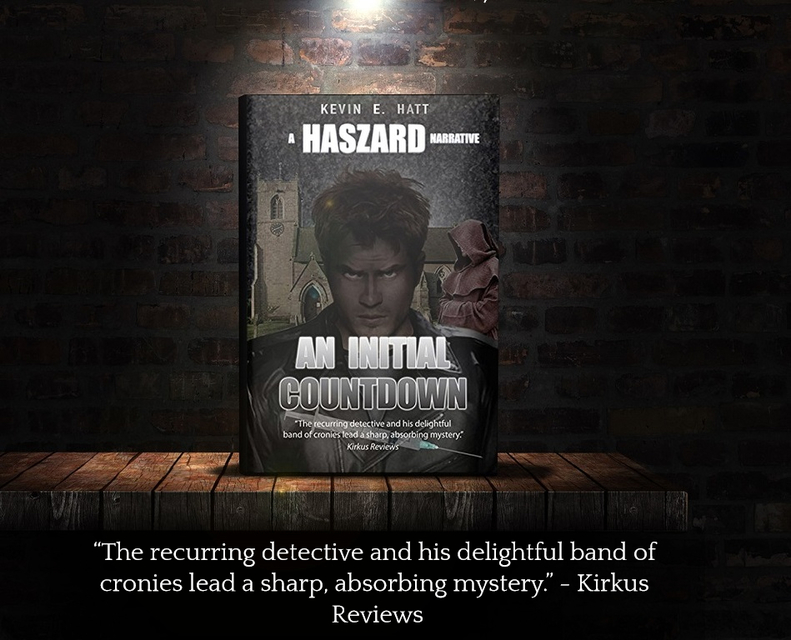 the recurring detective and his delightful band of cronies lead a sharp absorbing...