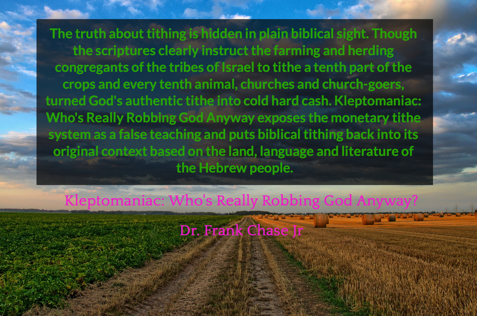 the truth about tithing is hidden in plain biblical sight though the scriptures clearly...