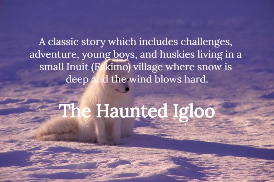 a classic story which includes challenges adventure young boys and huskies living in a...