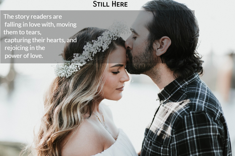 still here is the story readers are falling in love with moving them to tears capturing...