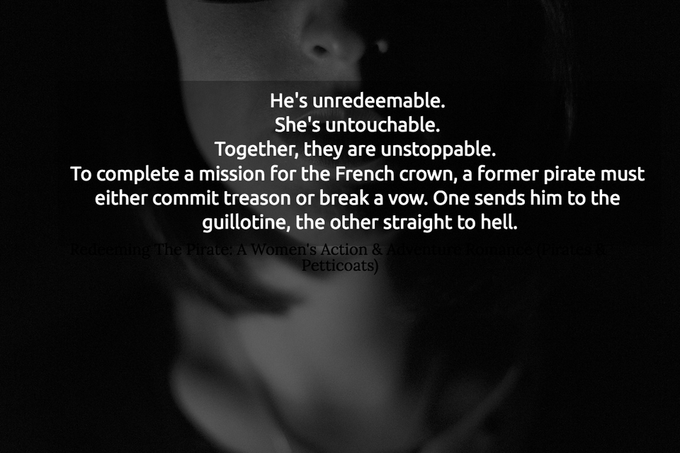 he is unredeemable she is untouchable together they are unstoppable to complete a...