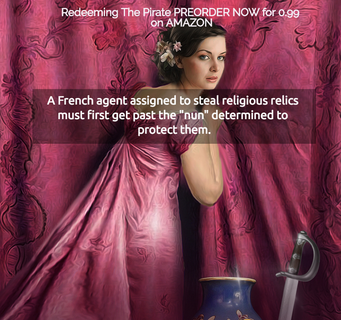 a french agent assigned to steal religious relics must first get past the nun...