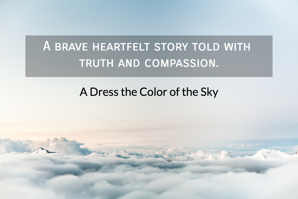 a brave heartfelt story told with truth and compassion...