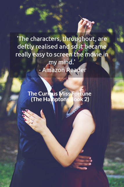 the characters throughout are deftly realised and so it became really easy to screen...
