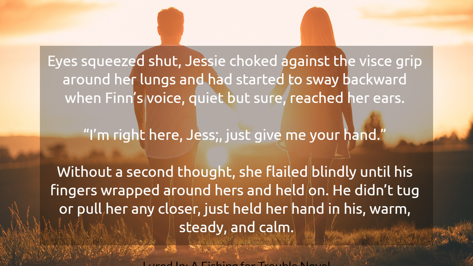 eyes squeezed shut jessie choked against the visce grip around her lungs and had started...