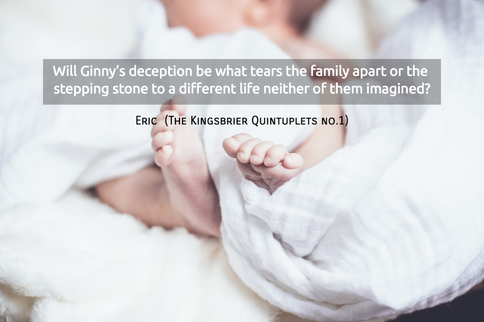 will ginnys deception be what tears the family apart or the stepping stone to a...