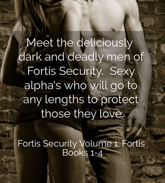 meet the deliciously dark and deadly men of fortis security sexy alphas who will go...