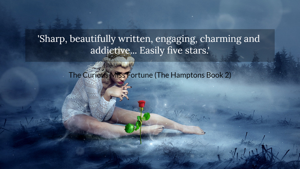 sharp beautifully written engaging charming and addictive easily five stars...