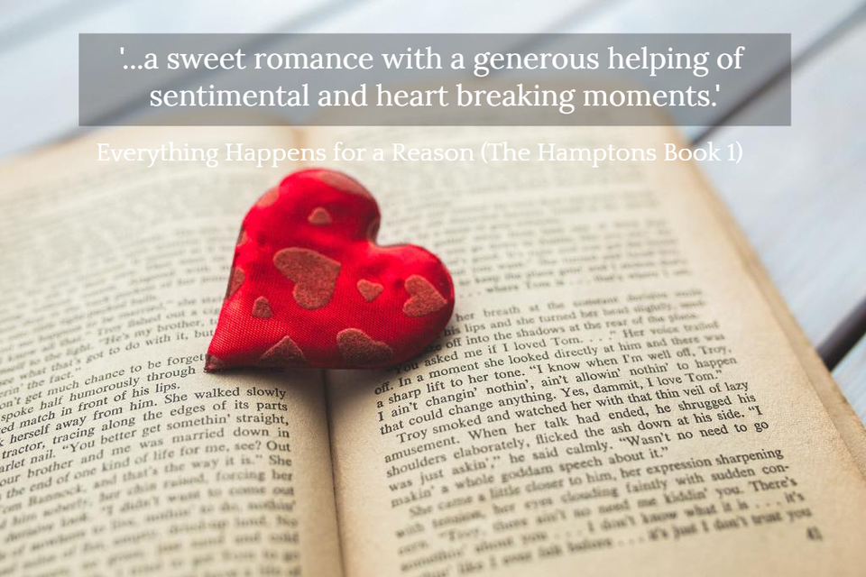 a sweet romance with a generous helping of sentimental and heart breaking moments...