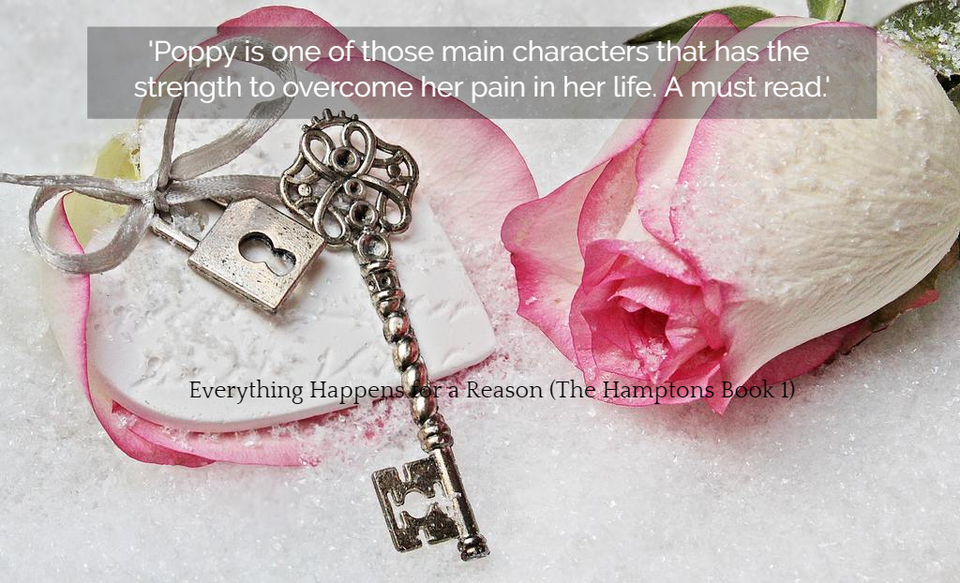 poppy is one of those main characters that has the strength to overcome her pain in her...