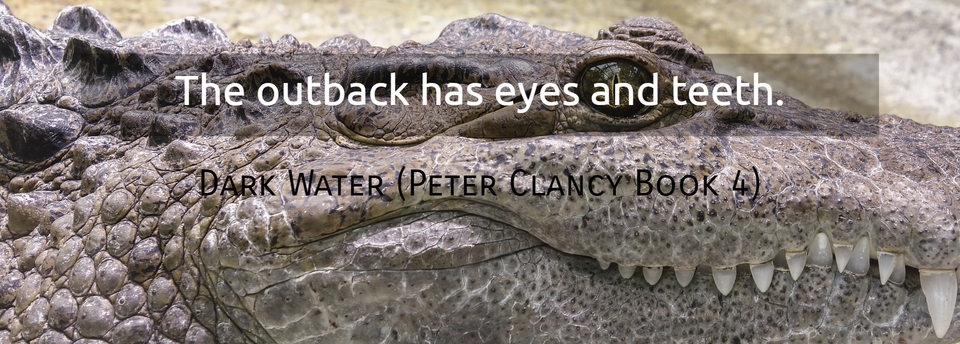 the outback has eyes and teeth...