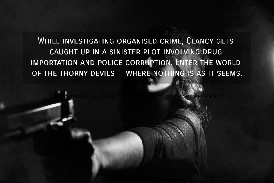 while investigating organised crime clancy gets caught up in a sinister plot involving...