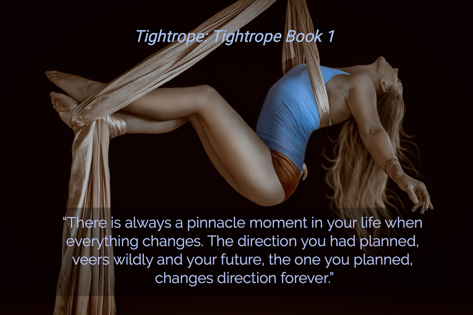 there is always a pinnacle moment in your life when everything changes the direction...