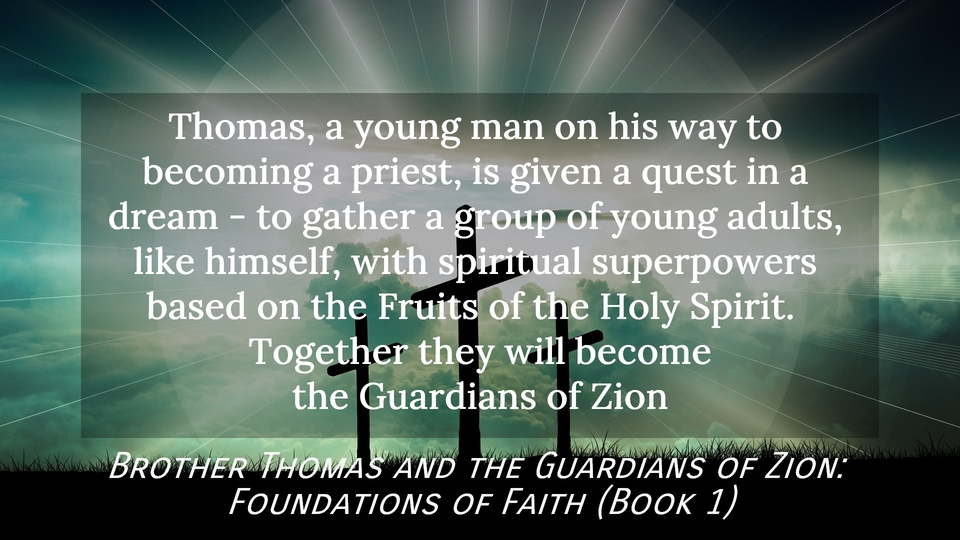 thomas a young man on his way to becoming a priest is given a quest in a dream to...