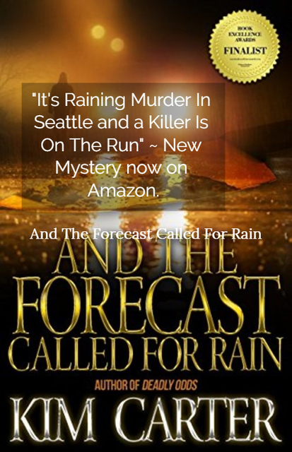 its raining murder in seattle and a killer is on the run...