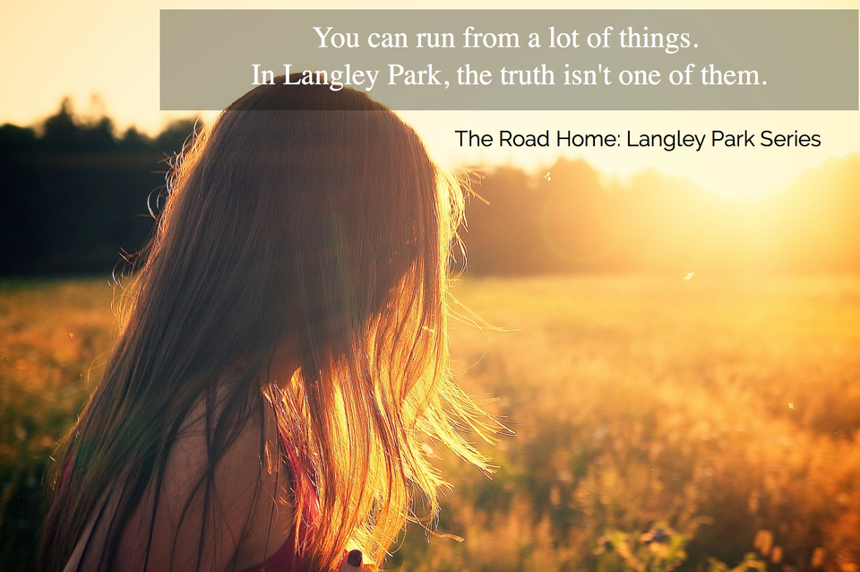you can run from a lot of things in langley park the truth isnt one of them...