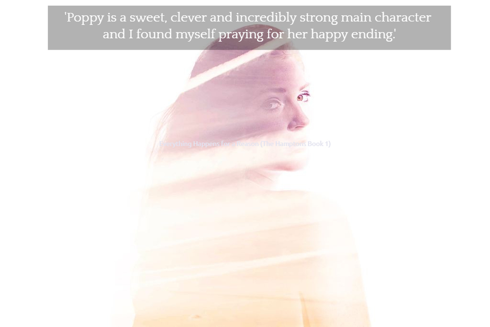 poppy is a sweet clever and incredibly strong main character and i found myself...