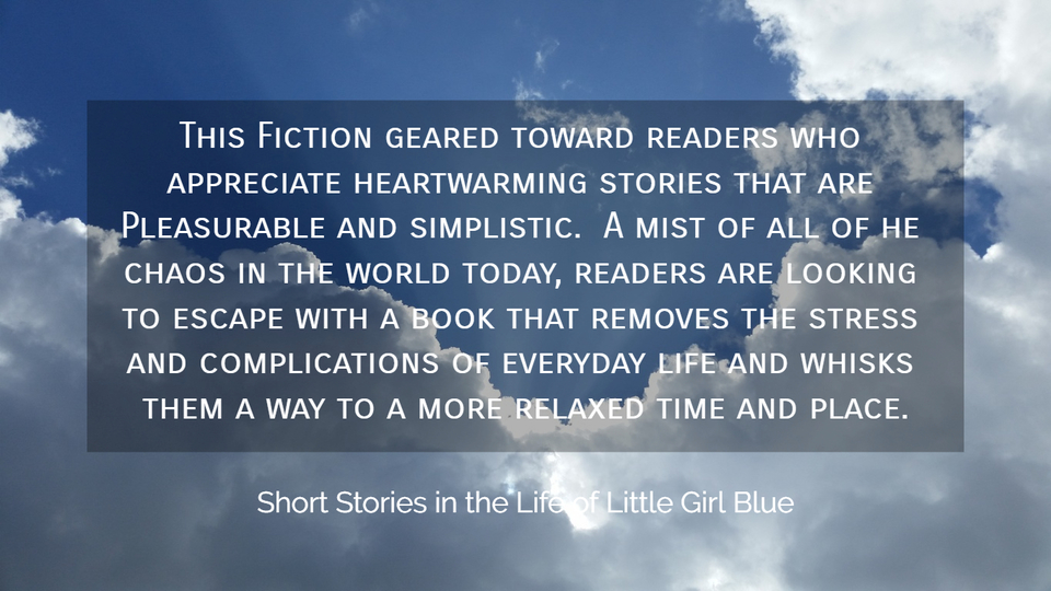 this fiction geared toward readers who appreciate heartwarming stories that are...
