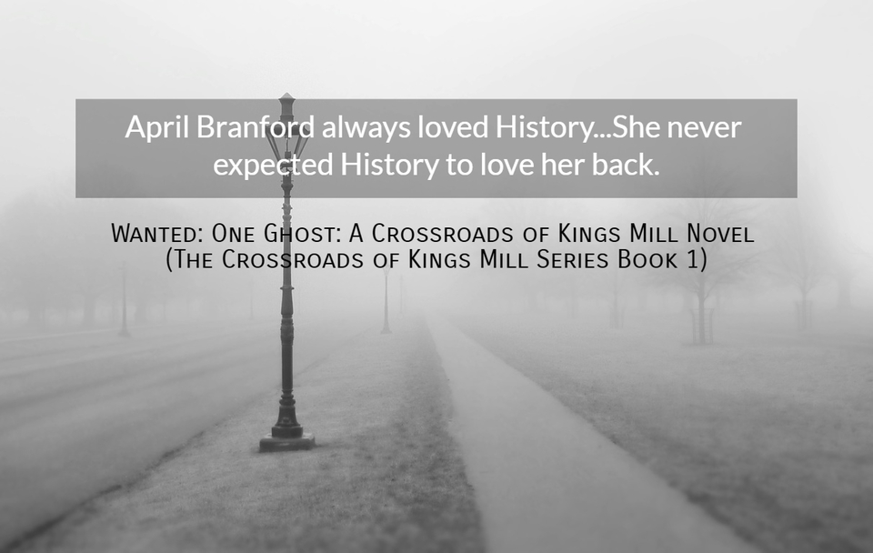 april branford always loved history she never expected history to love her back...