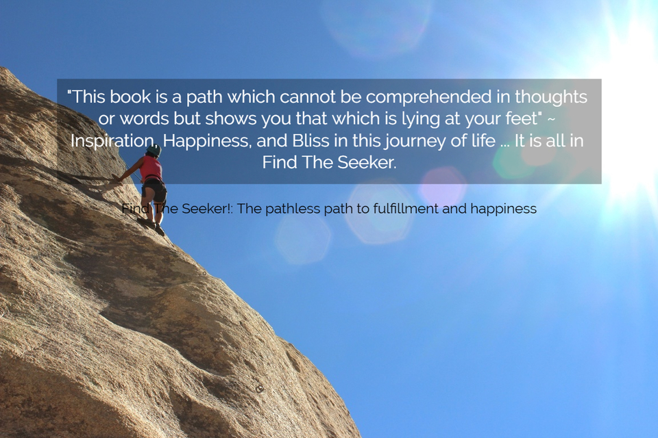 this book is a path which cannot be comprehended in thoughts or words but shows you...