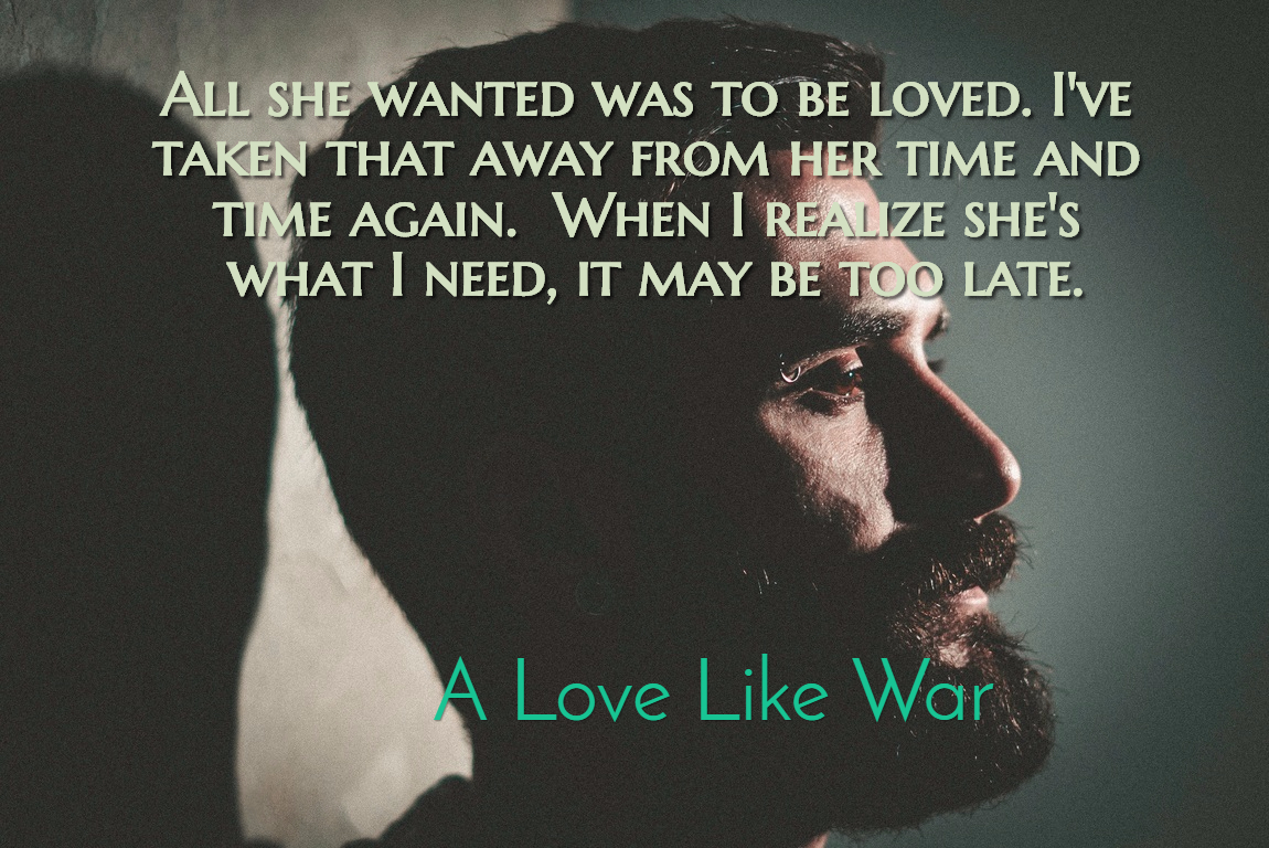 all she wanted was to be loved ive taken that away from her time and time again when...