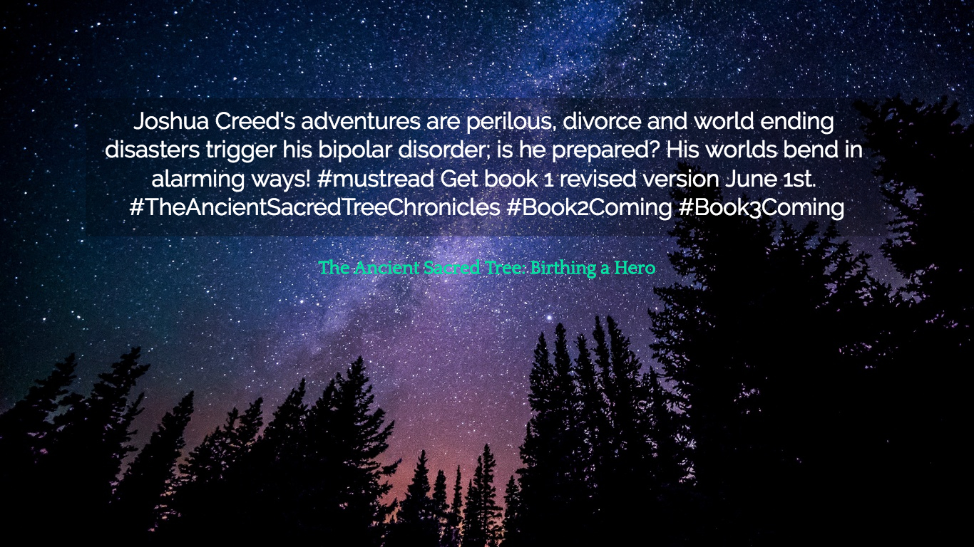 joshua creeds adventures are perilous divorce and world ending disasters trigger his...