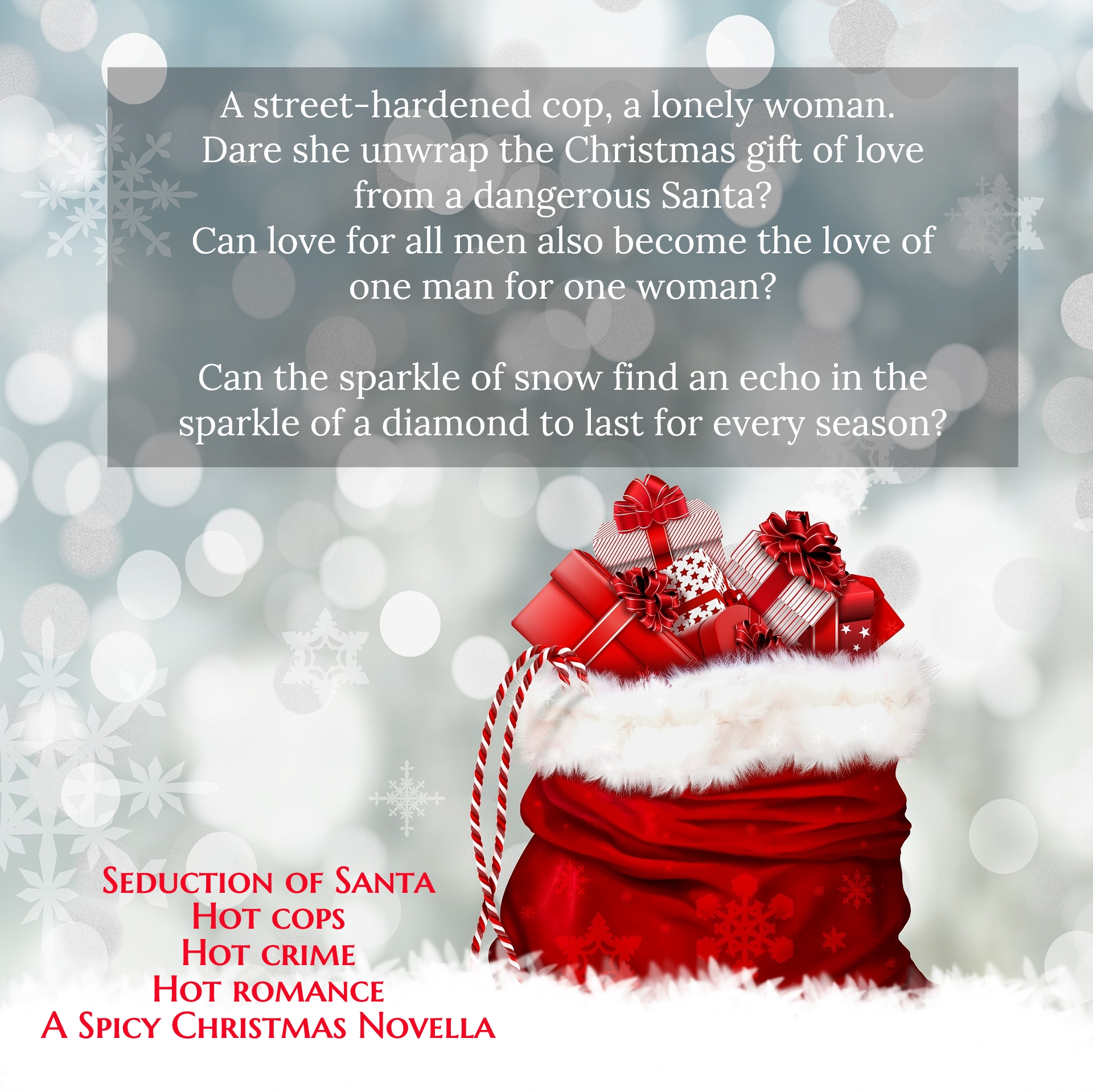 a street hardened cop a lonely woman dare she unwrap the christmas gift of love from a...