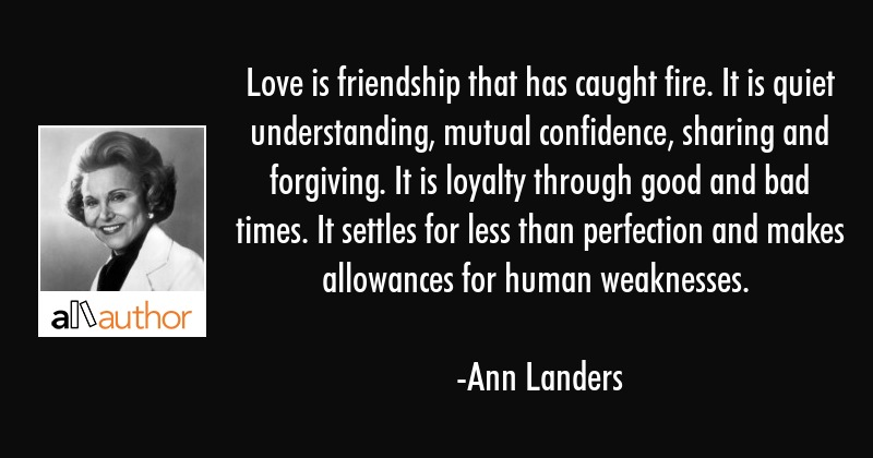 love and understanding quotes