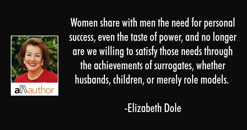 Women Share With Men The Need For Personal Quote Unique Success Quotes For Women