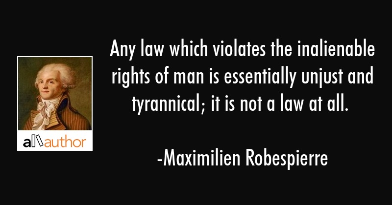 31 Maximilien Robespierre Quotes From Inspiring Blog The Inspiring