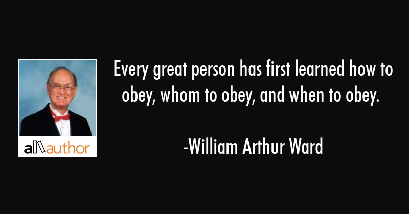 every great person has first learned how to quote