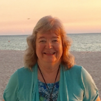 Author Barbara McMahon